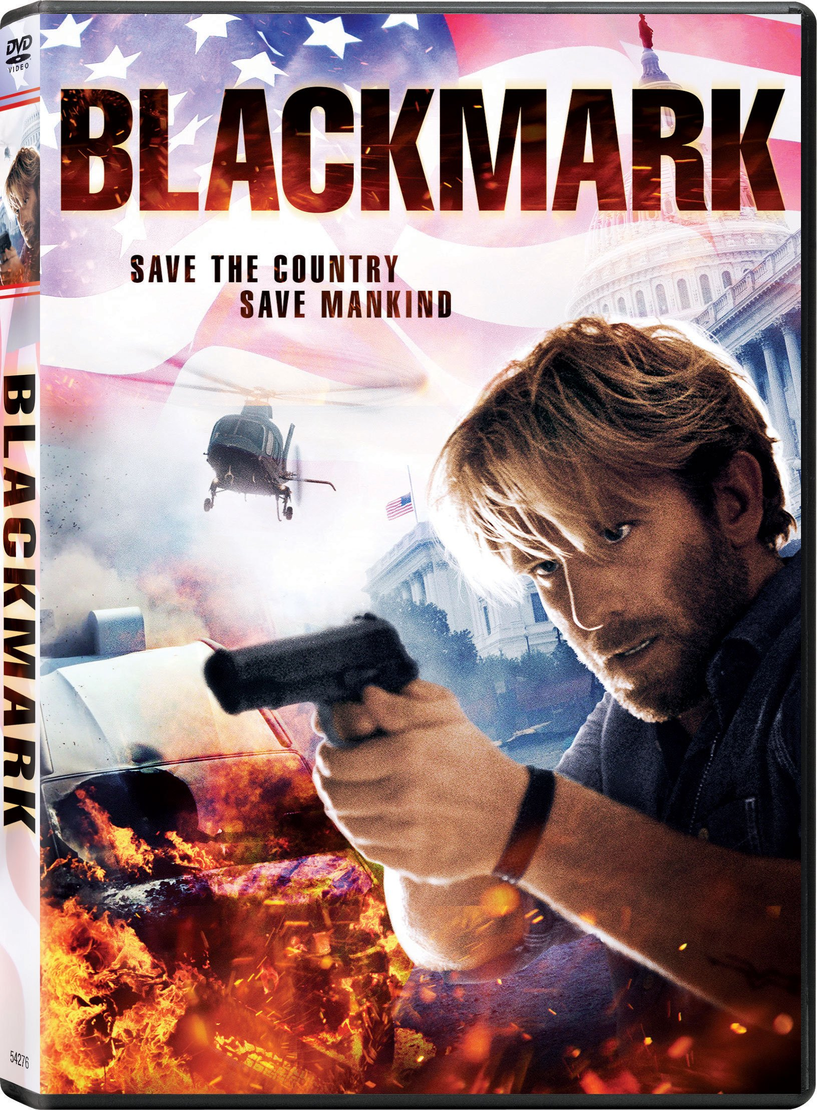 DVD : Blackmark (Widescreen, Dolby, AC-3, Subtitled)