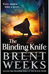 The Blinding Knife (Lightbringer Book 2) Kindle Edition