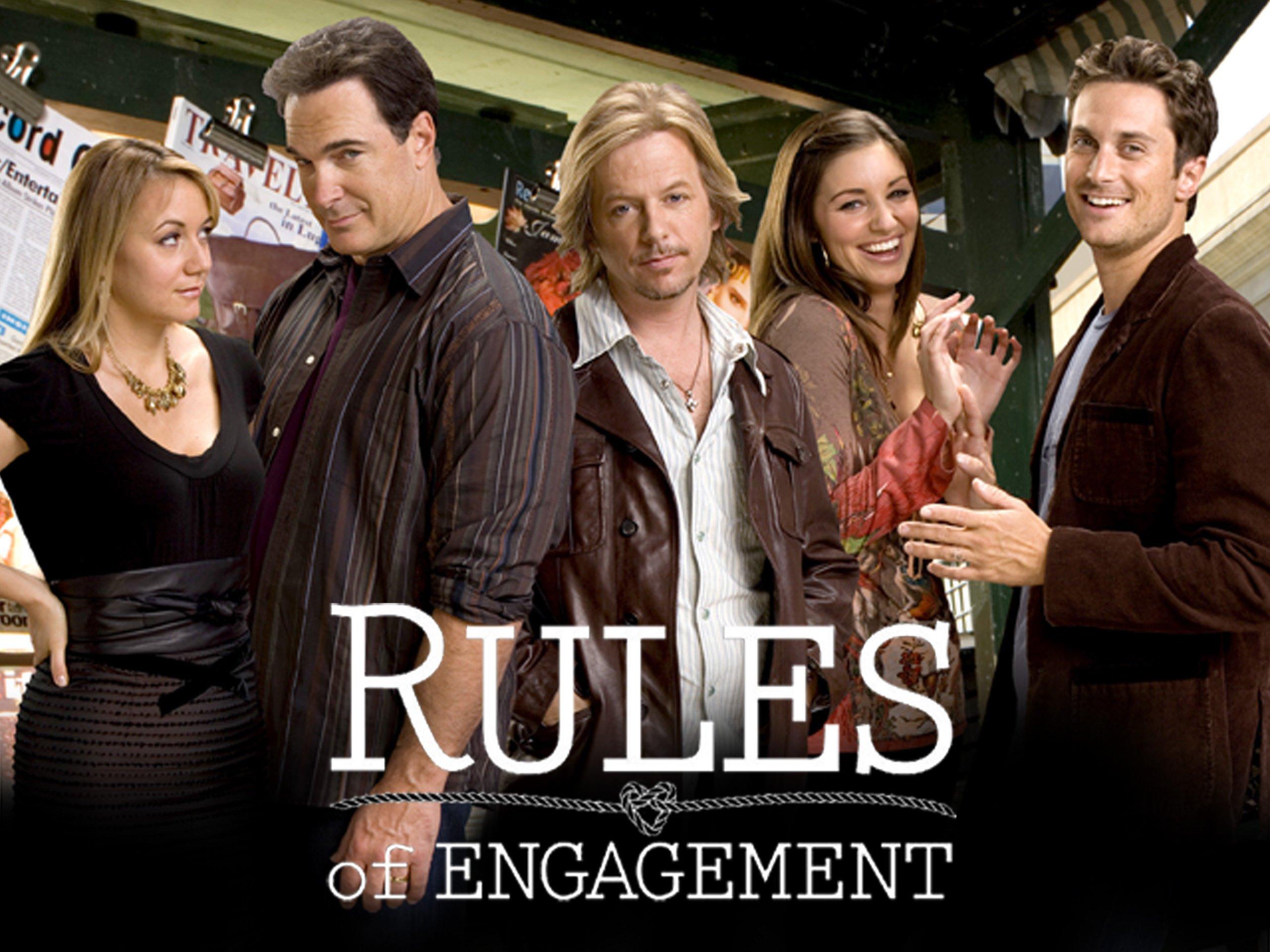 Amazon.com: Rules of Engagemen...