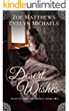 Desert Wishes:  A Clean Western Historical Romance (Harvey Girls Romance Series, Book 2)