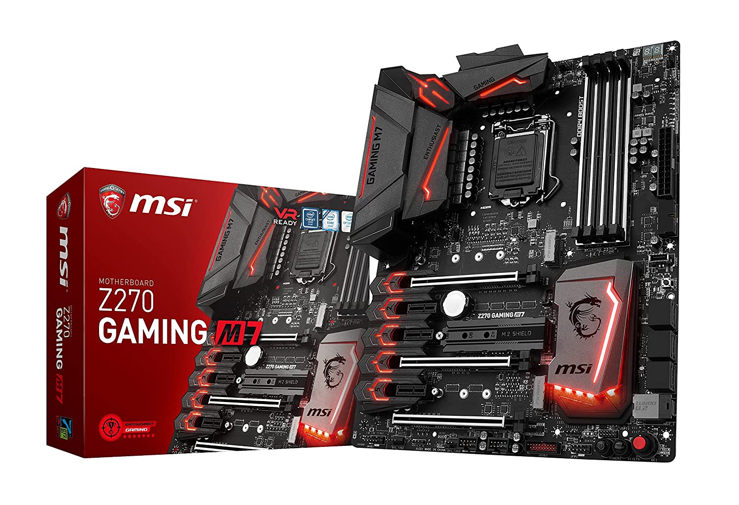 MSI Z270 GAMING M7 Carte mère Intel Socket LGA 1151
