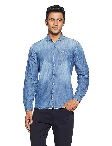Lee Men's Casual Shirt Men's Casual Shirts at amazon