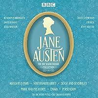 The Jane Austen BBC Radio Drama Collection: Six