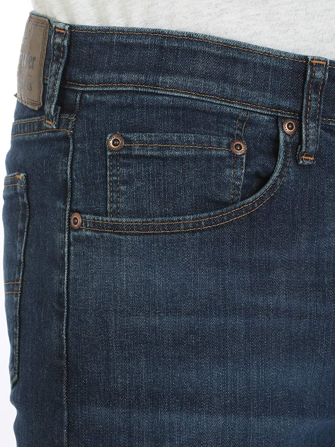 """STONE EDGE MENS STRAIGHT COMFORT FIT STRETCH JEANS WAIST 36/"""" LEG R//L ONLY£22.99"""