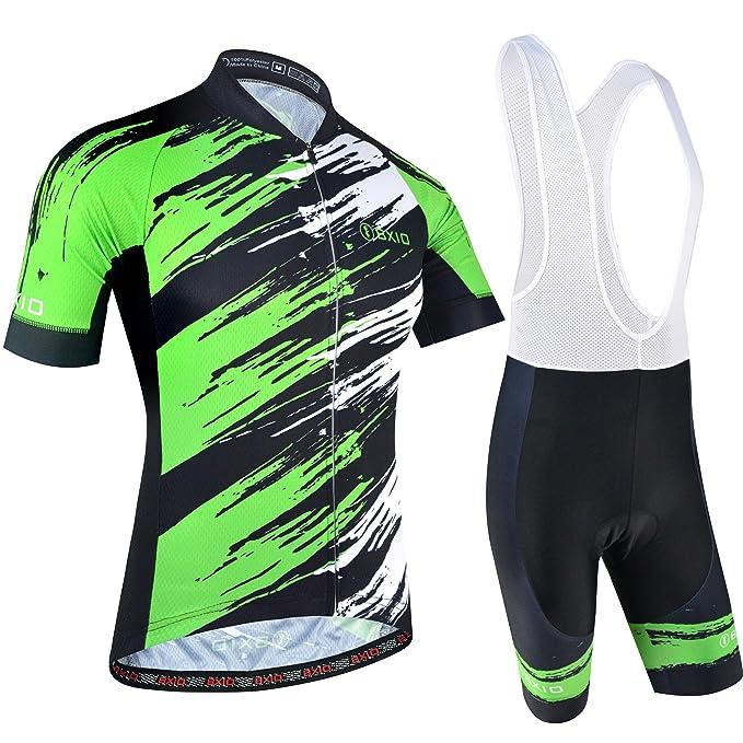 Amazon.com: bxio para hombre ropa ciclismo jerseys de ...