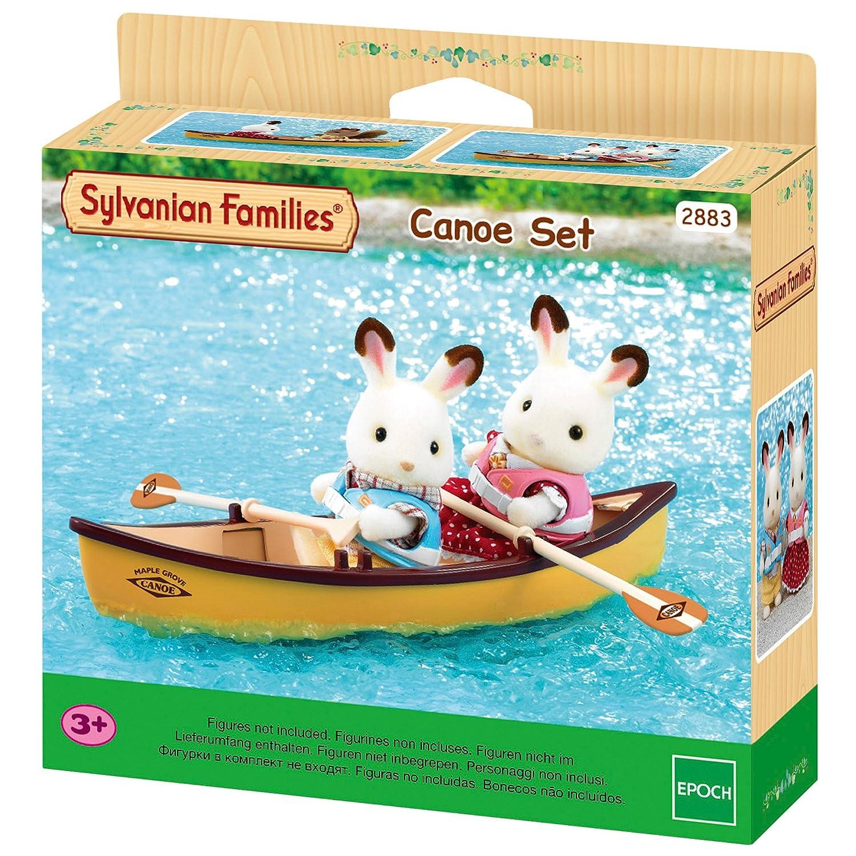 Sylvanian Families 2883 - Set de canoa: Amazon.es: Juguetes ...