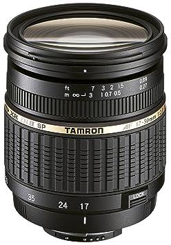 Review Tamron A16NII SP AF