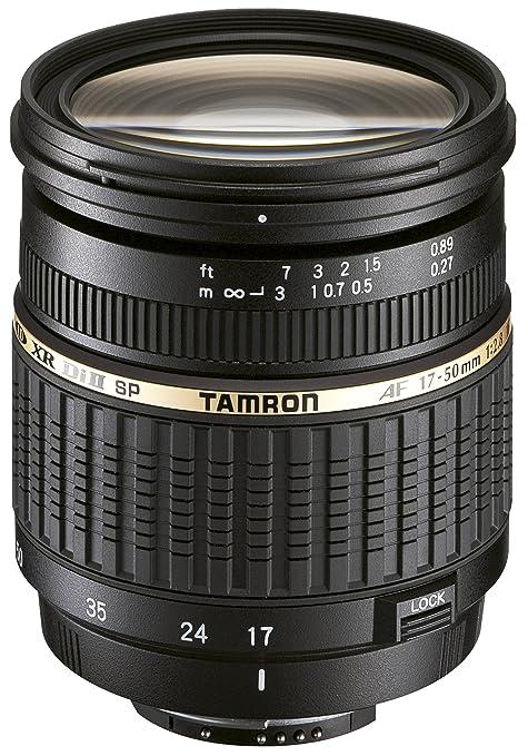 285ffa0b06947 Tamron A16NII SP AF 17-50 mm F 2.8  Amazon.es  Electrónica