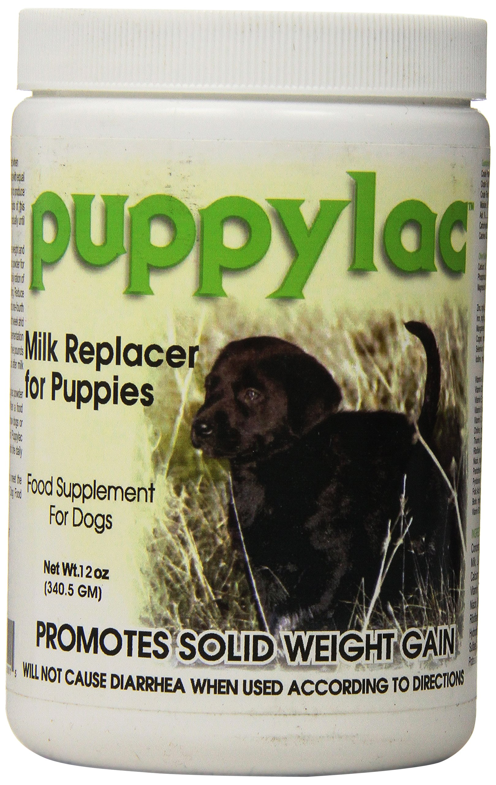 Kenic Puppylac Milk Replacer Puppies, 12-Ounce
