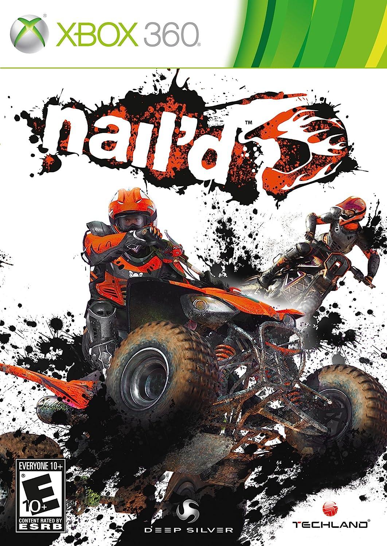 Nail D Xbox 360 Video Games