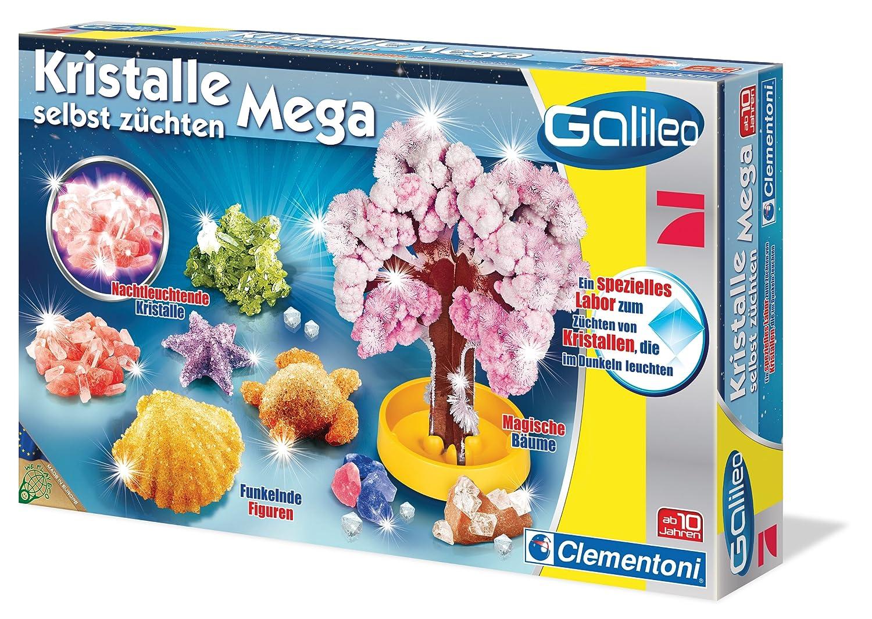 Amazon.com: Clementoni 69172.2 - Galileo - Kristalle selbst züchten - Mega: Toys & Games
