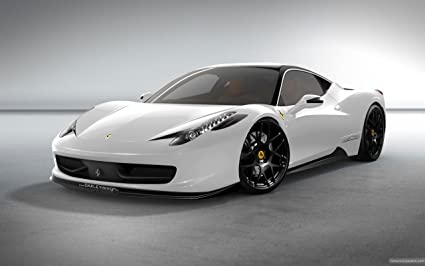 Ferrari 458 Italia For Sale >> Amazon Com Oakley Design Ferrari 458 Italia 24x36 Poster Banner