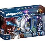 2 x charcoal shield with overload playmobil for novelmore knight vs.