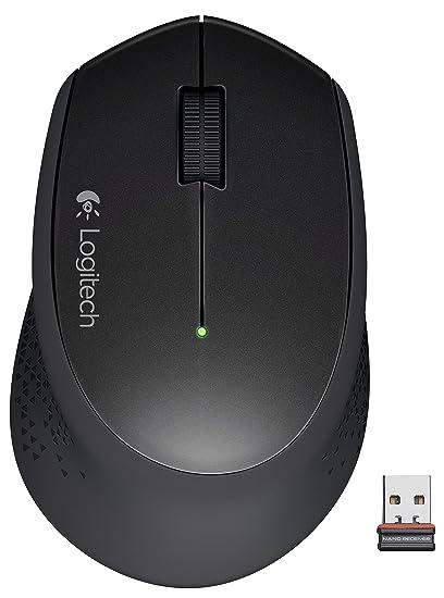 22942f32219 Amazon.com: Logitech Wireless Mouse M320, Black: Computers & Accessories