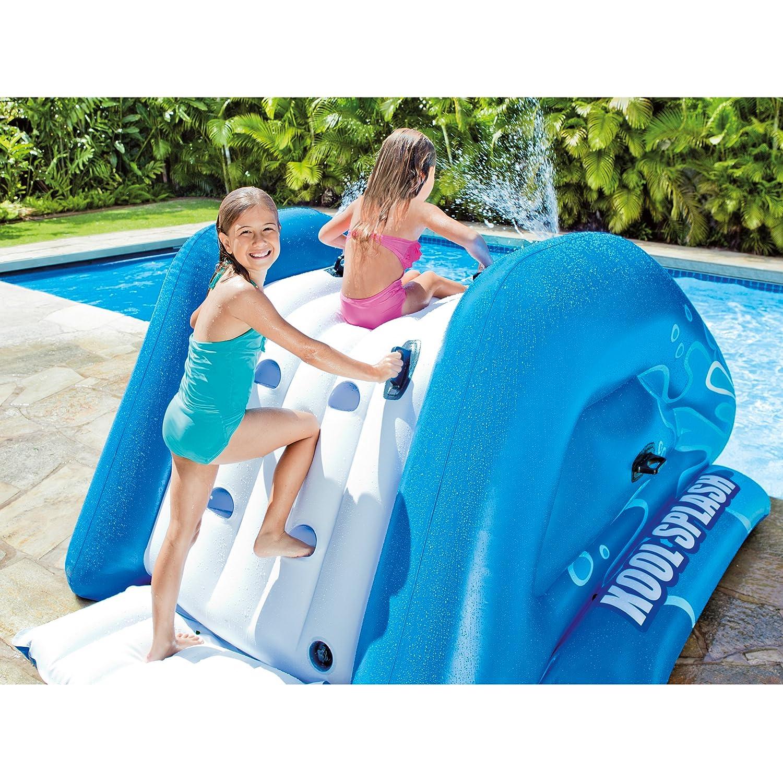 inflatable inground pool slide. Intex Water Slide, Inflatable Play Center, 135\ Inground Pool Slide