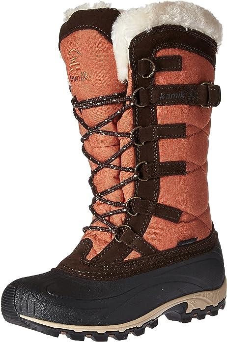 Kamik Snowvalley Snow Boot, Winter Boots Women | Best Ladies Winter Boots
