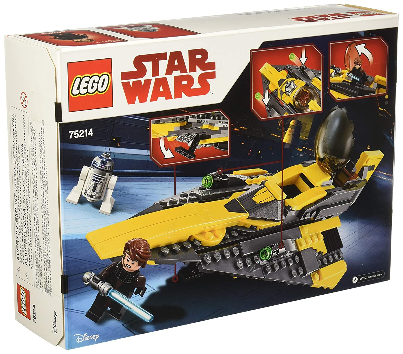 De Star Estelar Jedi WarsCaza Lego Anakin 75214 OPk80NnwX