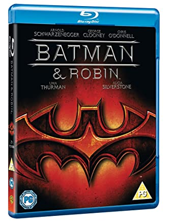 Re: Batman a Robin / Batman & Robin (1997)