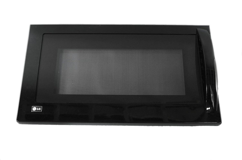 LG Electronics ADC49436905 Microwave Oven Door, Black