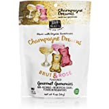 Project 7 Natural Gourmet Gummies in Champagne Dreams, 2 Ounce Pouch