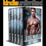 Steel Infidels Complete Series Box Set (MC Romance Volumes 1-5)