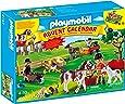 Playmobil 4167 - Calendrier de L'Avent - Ferme Équestre avec Surprises Inédites