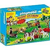 Playmobil - Temática Navidad: Calendario granja de ponis (4167)