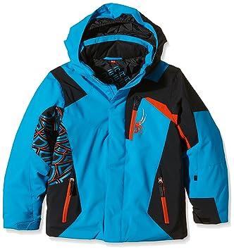 Spyder Challenger De Para Esquí Chaqueta Niño Jacket Color Boy's zrRxwqOZz