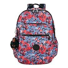 Kipling Seoul GO Large Laptop Backpack, Festive Floral