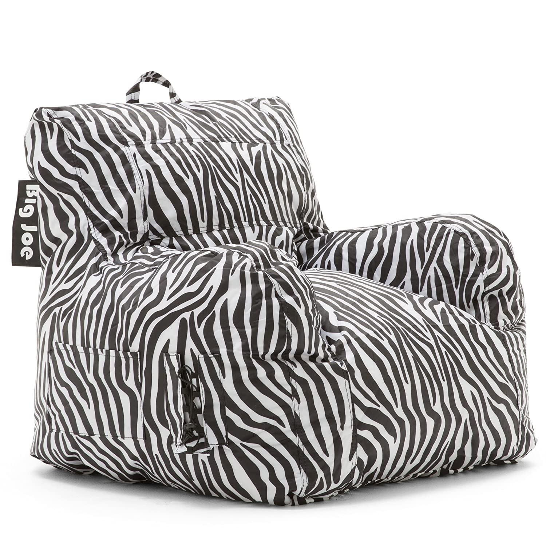 Big joe dorm chair zebra - Big Joe Dorm Chair Zebra