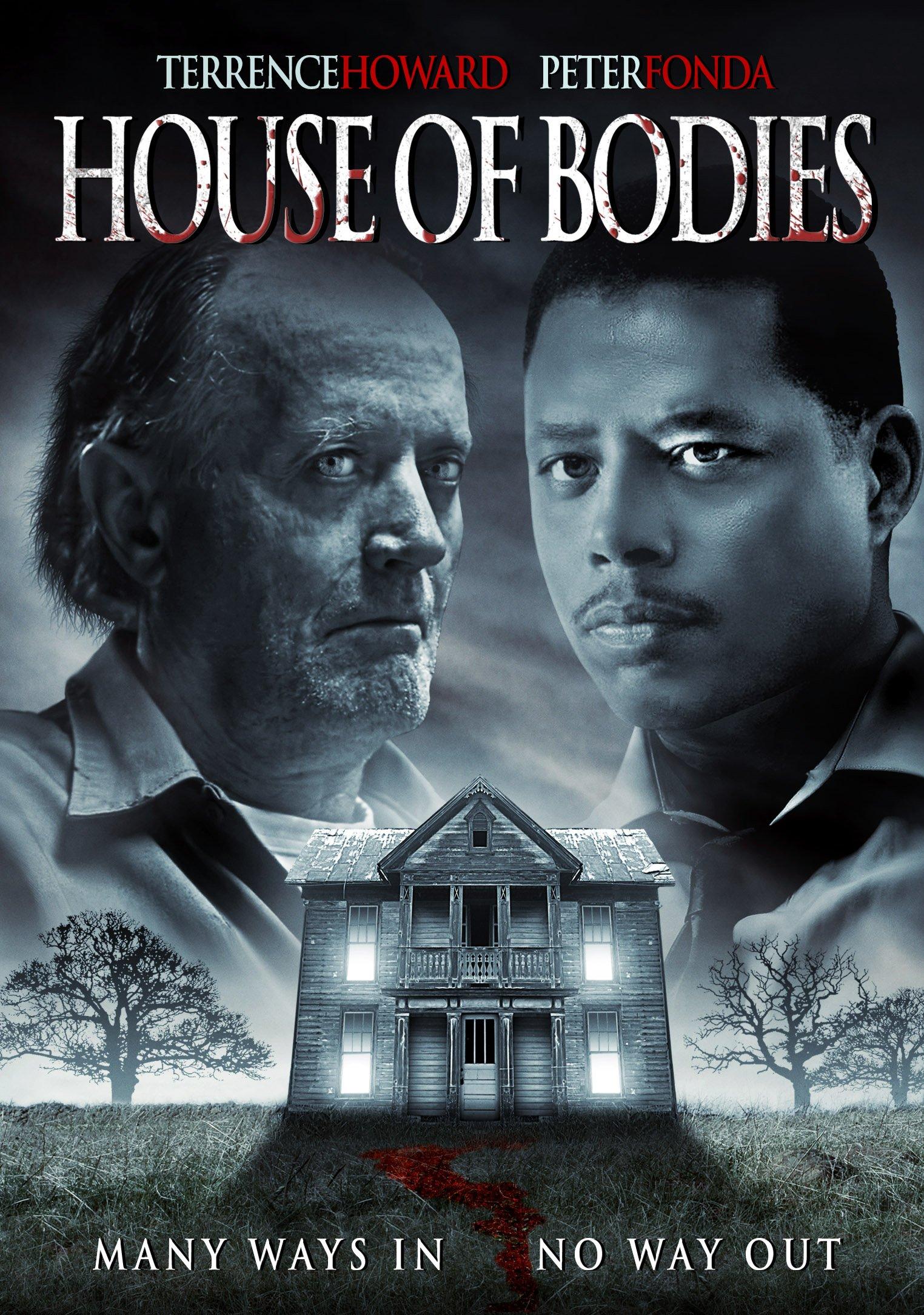 DVD : George Katt - House Of Bodies (AC-3)