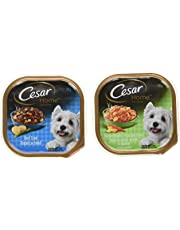 Cesar Home Delights Food Trays for Dogs - Beef Stew - Chicken - 100g (12 Pack)