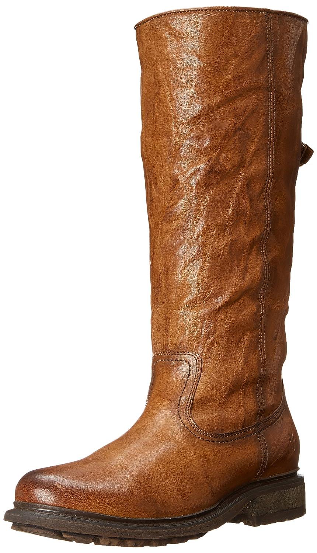 FRYE Women's Valerie Sherling Pull-On Riding Boot B00IMJM2BQ 7.5 B(M) US|Cognac-75007