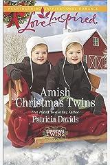 Amish Christmas Twins Kindle Edition