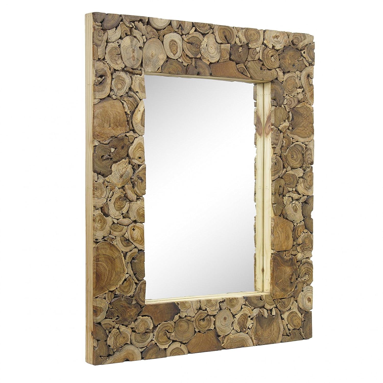 Spiegel Rahmen Holzrahmen Thailand Massiv Wandspiegel Standspiegel ...