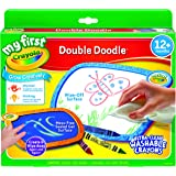 Crayola Mess Free Coloring Board, My First Double Doodle Board, Gifts for Toddlers