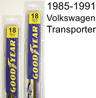 "product image for Volkswagen Transporter (1985-1991) Wiper Blade Kit - Set Includes 18"" (Driver Side), 18"" (Passenger Side) (2 Blades Total)"