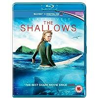 The Shallows [Reino Unido] [Blu-ray]