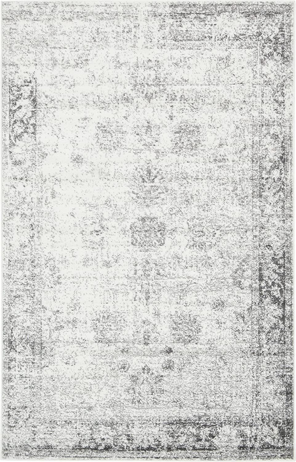 Farmhouse Gray Rug