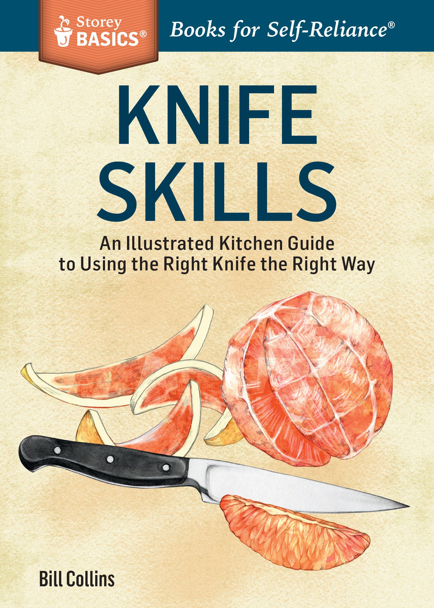 knife skills an illustrated kitchen guide to using the right