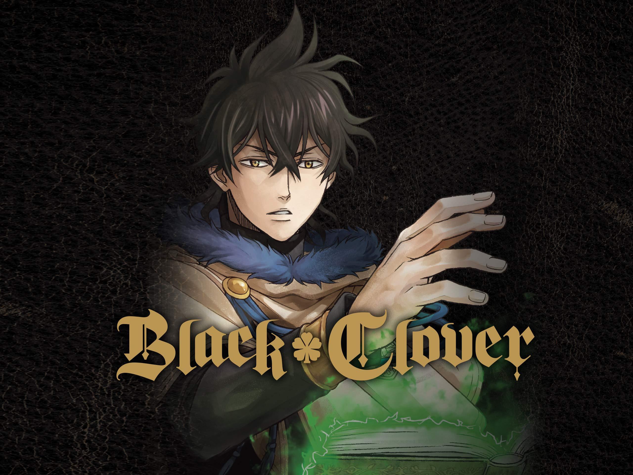 Watch Black Clover Season 1 Pt 2 Uncut Prime Video