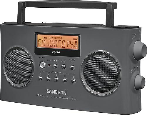 Sangean PR-D15