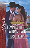 Tempted by the Wrong Twin (Texas Cattleman's Club: Blackmail)