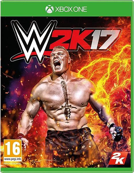 WWE 2K17 [Importación Inglesa]: Amazon.es: Videojuegos