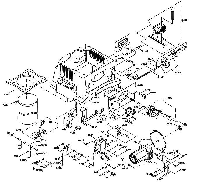 Sears Craftsman Motor Armature Bearing Set 137 Xxxxxx Series