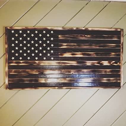 Wooden American FlagRustic FlagBarn Wood FlagWooden FlagAmerican Flag