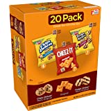 Keebler, Cookies and Crackers, Variety Pack,  21.2 oz (20 Count), Packaging may vary
