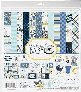 Carta Bella Paper Company Rock-a-Bye Boy Collection Kit