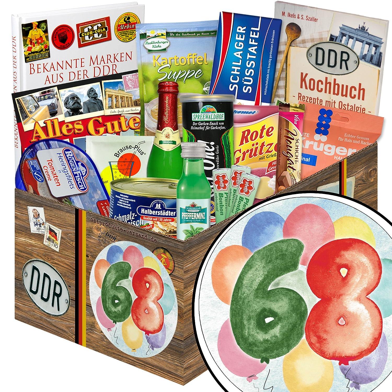 68. Geburtstagsgeschenk   Spezialtiäten Geschenkset   Geschenk Korb ...