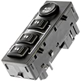 APDTY 012183 4WD 4-Wheel Drive Switch With Auto 4WD Button Fits Select Cadillac Escalade/Chevrolet Avalanche, Silverado, Suburban, Tahoe/GMC Sierra, Yukon